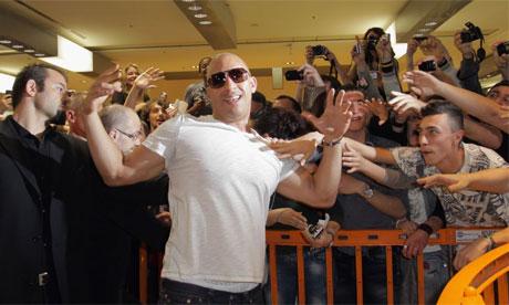 Fast & Furious 5 Rome Premiere