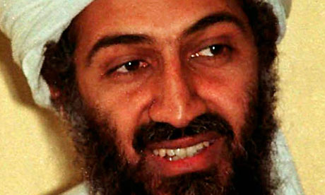 of osama bin laden. Osama bin Laden married his