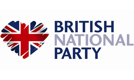 The new British National party logo