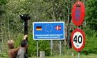 Denmark border control