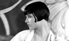 Louise Brooks sporting a bob