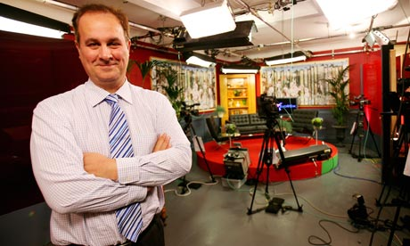 Iain Dale, political commentator and 'retired' blogger