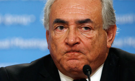 Dominique Strauss-Kahn. Dominique Strauss-Kahn was