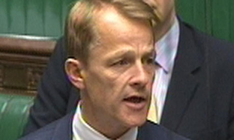 David Laws apologises to the Commons