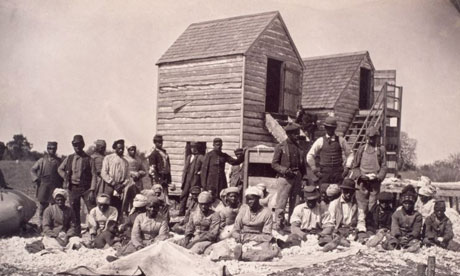 American Civil War Slavery 1865 American Civil War