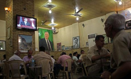 Obama Cairo 2009