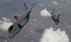 US Joint Strike Fighter jets
