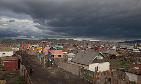 Mongolian herders forced out of nomadic life often end up in ger district of capital, Ulan Bator