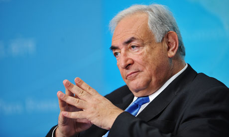 dominique strauss kahn scandal. Dominique Strauss-Kahn