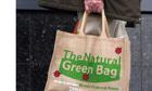 Tesco reusable bag