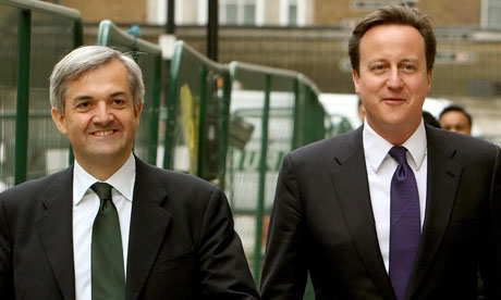 David Cameron has 'full confidence' in Chris Huhne, Downing Street has said