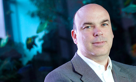 Autonomy's Mike Lynch says IT group won't be another Cadbury | Business | The Guardian - Mike-Lynch-CEO-of-Autonom-007