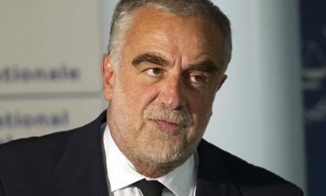 ICC prosecutor Luis Mareno Ocampo