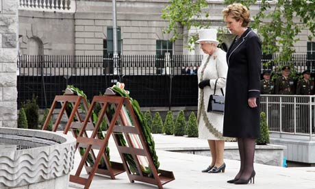 Queen Elizabeth II's Historic Visit To Ireland - Day One