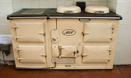 Pass notes, No 2,978: the Aga Life and style The Guardian
