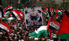 Egyptians rally in Tahrir square in Cairo