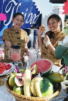 Amazing Thailand food festival