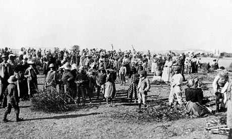 Concentration camp - Boer War