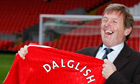 Kenny Dalglish: Liverpool's king goes in search of another crown