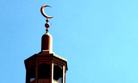 Markazi Jamia mosque, Keighley - man arrested