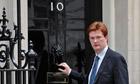 Britain's Chief Secretary to the Treasur