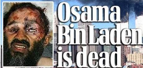 Daily Mail publishes fake Osama bin Laden picture
