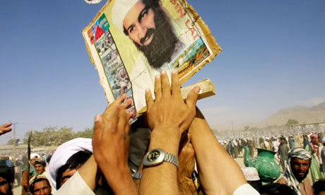 Taliban Claim Bin Laden Is. Osama in Laden#39;s death #39;will