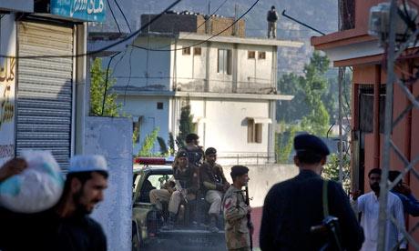 osama bin laden 39 s hideout. Bin Laden#39;s compound is in