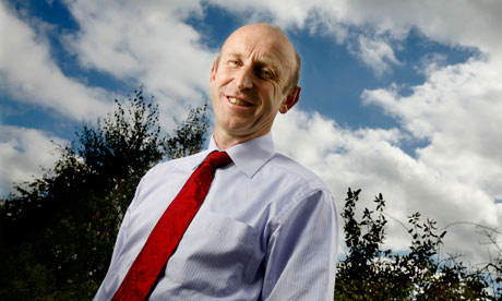 John Healey interview on NHS
