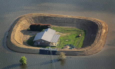 The Mississippi Floods