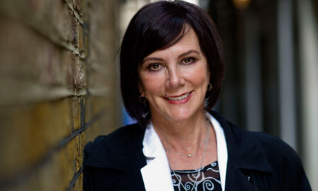 Marcia Clark. Photograph: Sarah Lee for the Guardian