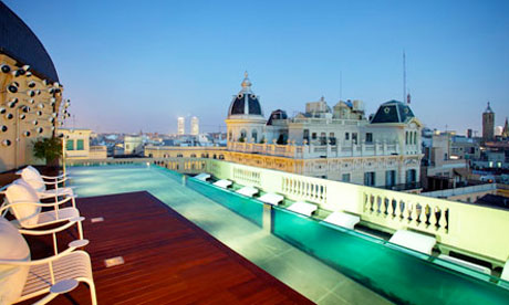 10 of the best boutique hotels in barcelona travel the for Best boutique hotels barcelona