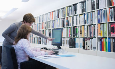 How one library system was transformed on a tight budget ...