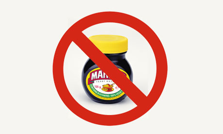 Marmite - endelig forbudt i Danmark