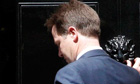 Nick Clegg at Number 10