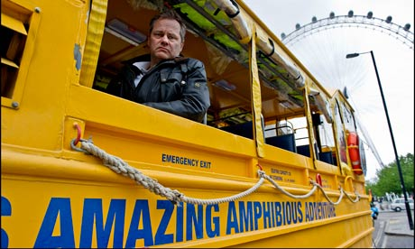 Jack Dee Duck Tour