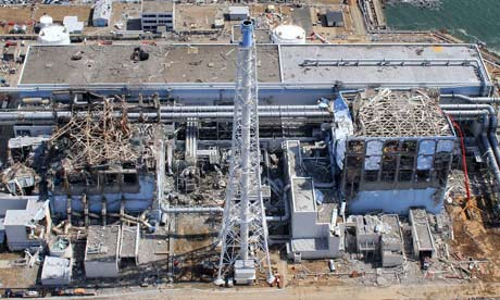 Fukushima plant suffered triple meltdown