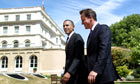 Barack Obama and David Cameron