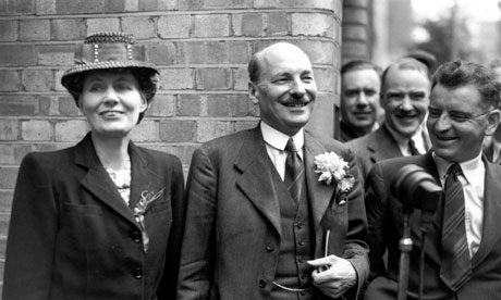 labours victory 1945 This in itself had caused change in the terms of aiding labours victory in 1945, yet also was a significant catalyst for great, momentous reforms for the welfare of the country, much needed after the destruction of the ww2.