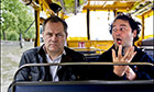 Trail Jack Dee: Comedian Jack Dee is miserable on a London Duck Tour