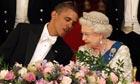 President Barack Obama Visits The UK