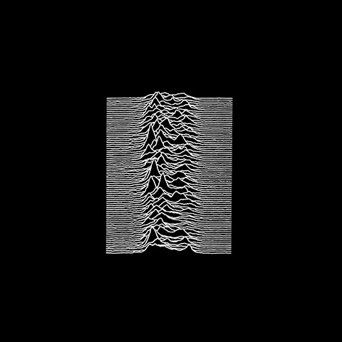 Peter Saville: Unknown Pleasures