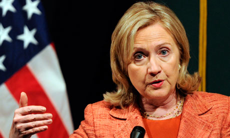 hillaryclinton pakistan 007 US Prepares for limited relationship with Pakistan, New York Times