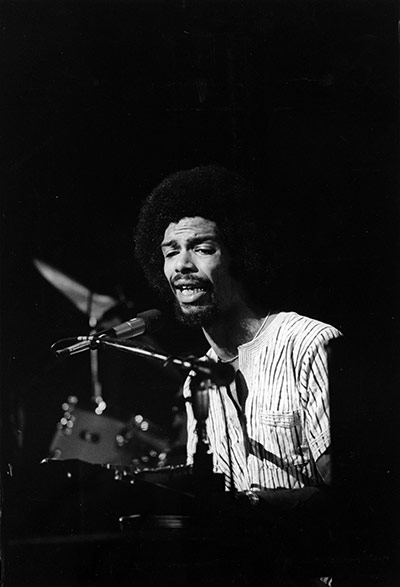 Gil Scott-Heron: FILE: Poet and Musician Gil Scott-Heron Has Died