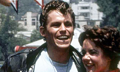 rizzo grease movie. BST. Jeff Conaway played