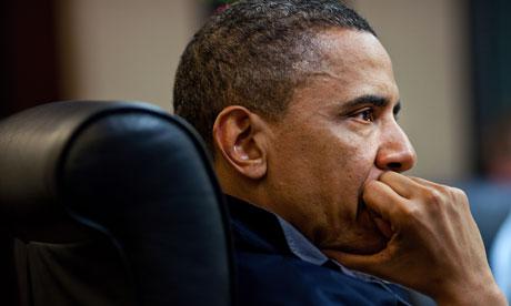 bin laden barrack obama. Bin Laden killed: President