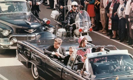 Kennedys Riding in Dallas Motorcade GD*5238220