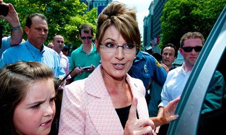 Sarah Palin in Philadelphia