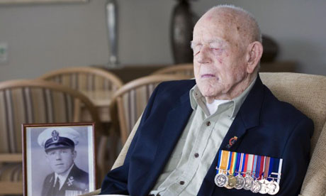 Claude Choules, last WWI veteran, has died