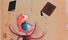 The Incredible Book Eating Boy by Oliver Jeffers